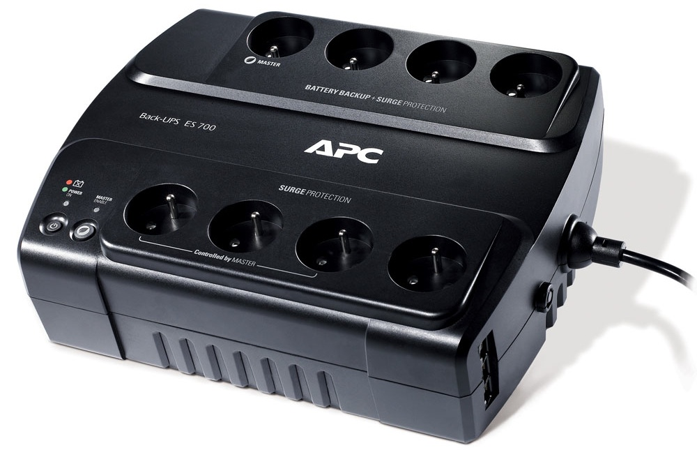 APC Back-UPS ES 700VA Green (BE700G-CP)
