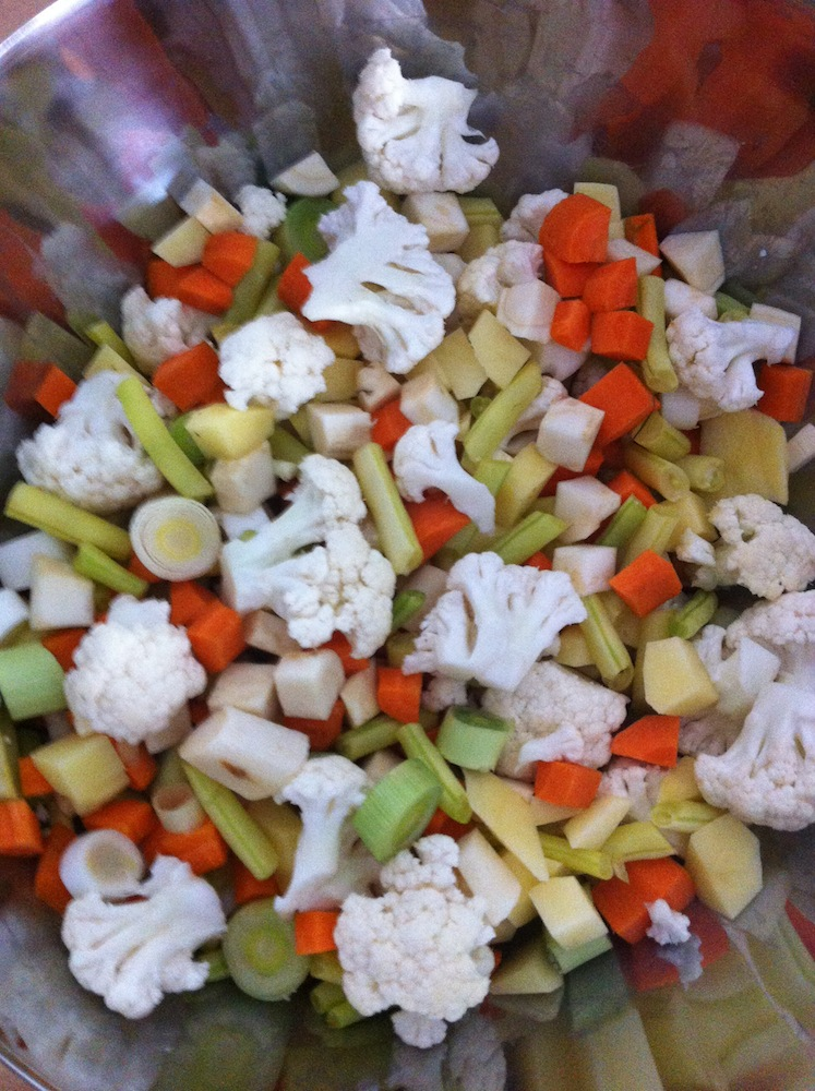 Kroimy warzywa